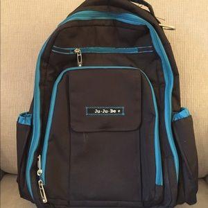 Ju-Ju-Be Be Right Back Diaper Bag Backpack
